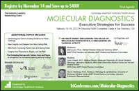 MMTC 2015 Molecular Diagnostics Brochure