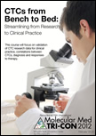 CTCs from Bench to Bed DVD Cover